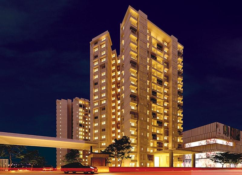 Prestige Hillside Gateway Kakkanad Kochi 15055