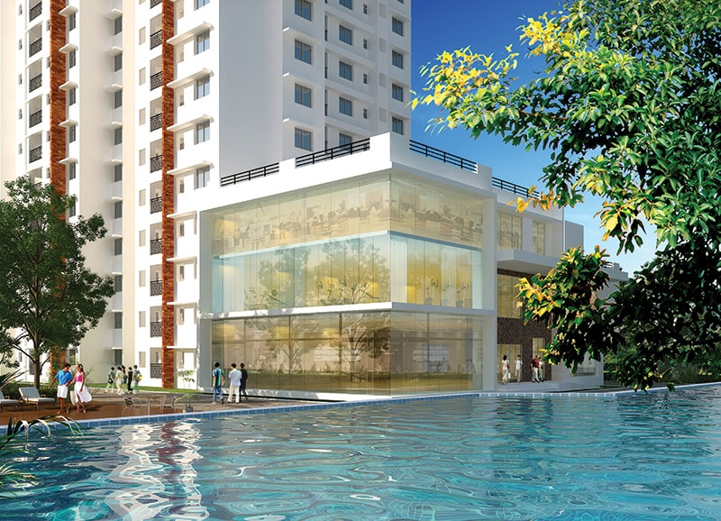 Prestige Misty Waters Hebbal Bangalore 15061