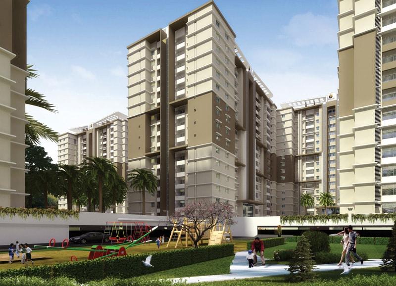 Prestige Royale Gardens Yelahanka Bangalore 15069
