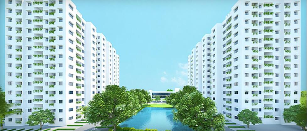 Godrej Prakriti Floor Plan