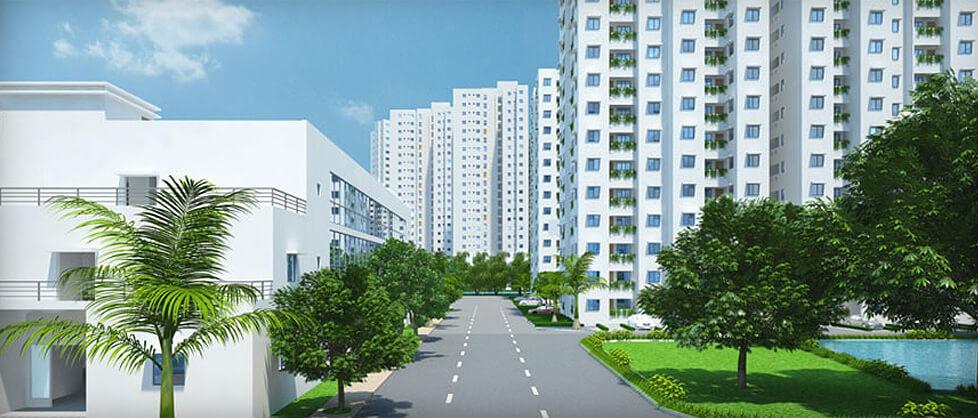 Godrej Prakriti Construction Status