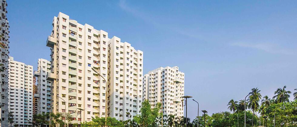 Godrej Prakriti Apartments