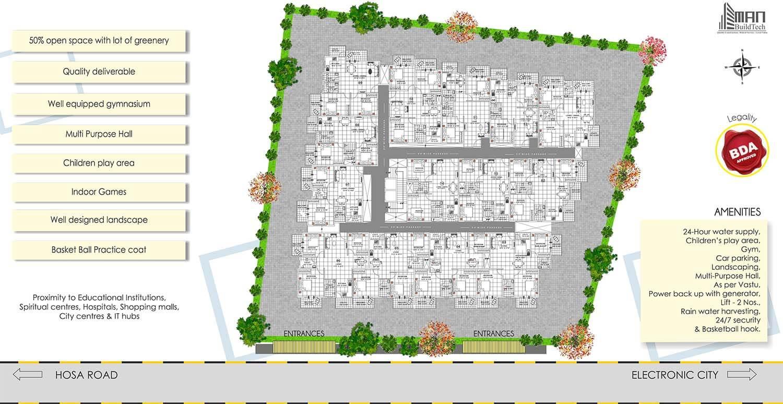 Alpine Square Electronic City Phase 2 Bangalore 15720