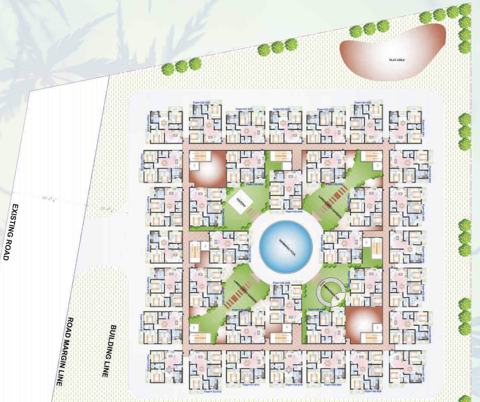 Aryan Fountain Square Attibele Bangalore 15742
