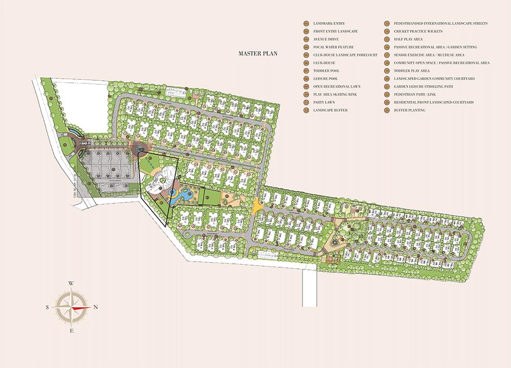 Skylark Arcadia Villa Phase II Whitefield Bangalore 15894