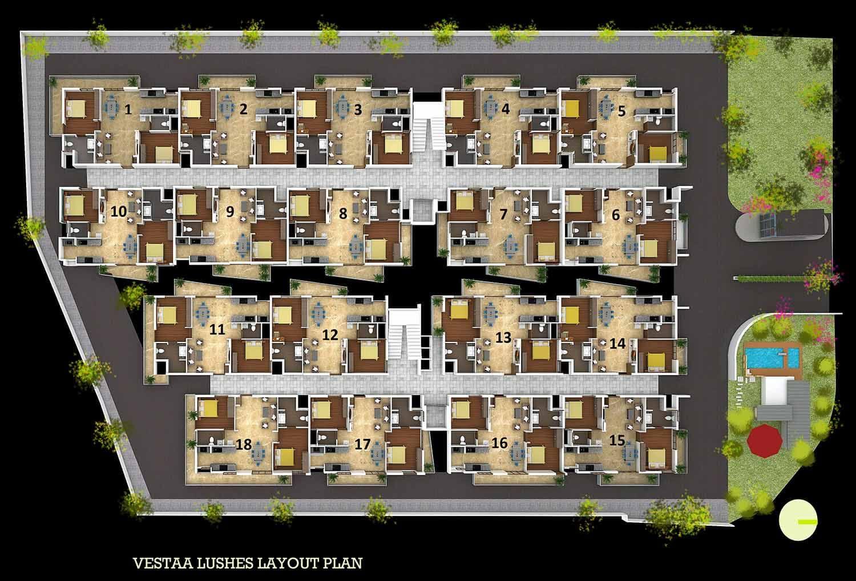 Vestaa Lushes Sarjapur Bangalore 16137
