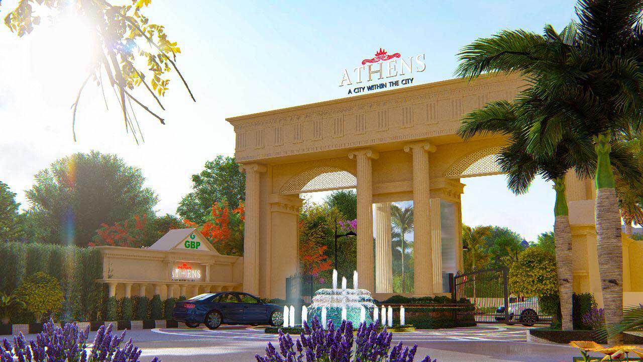 GBP Athens Zirakpur Chandigarh Tricity 16172
