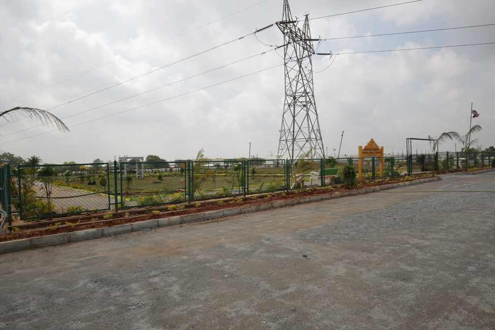 Upkar Habitat Plot Attibele Bangalore 16308