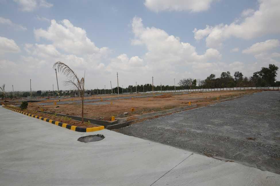Upkar Habitat Plot Attibele Bangalore 16309