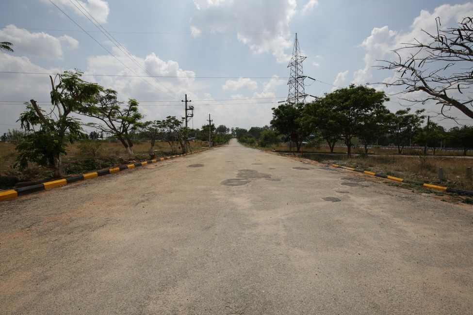 Upkar Habitat Plot Attibele Bangalore 16310
