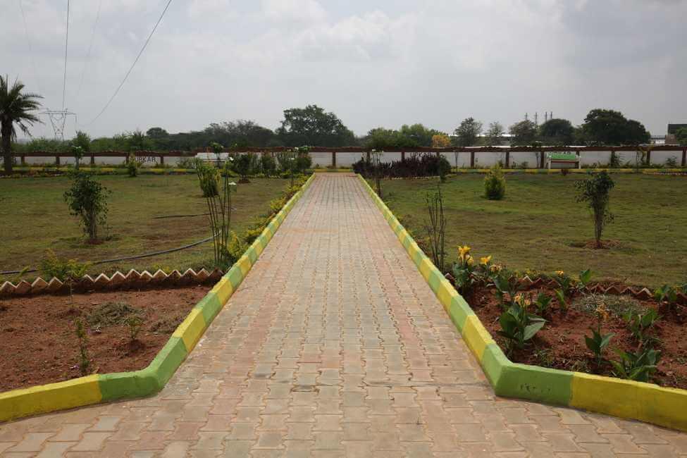 Upkar Habitat Plot Attibele Bangalore 16312