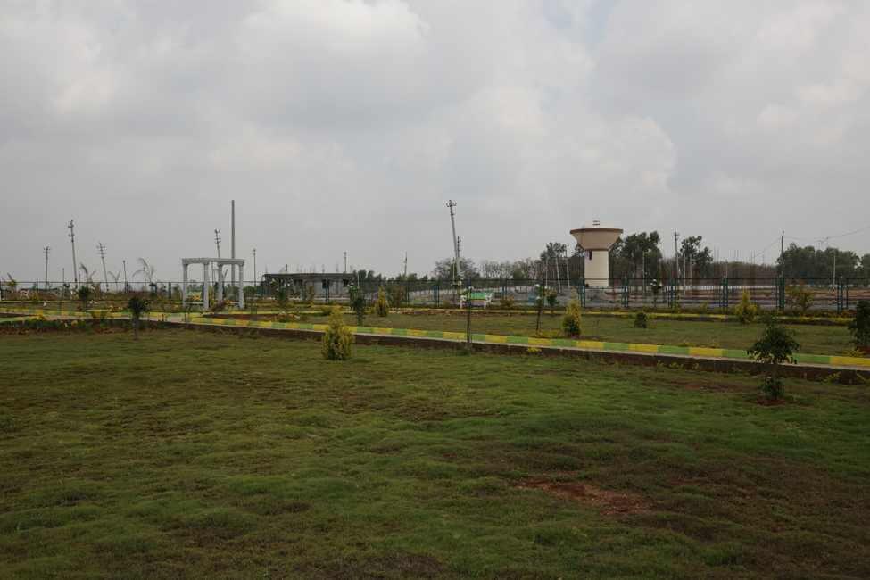Upkar Habitat Plot Attibele Bangalore 16313