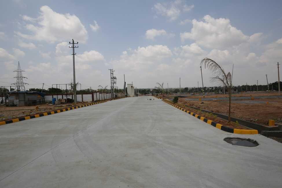 Upkar Habitat Plot Attibele Bangalore 16314