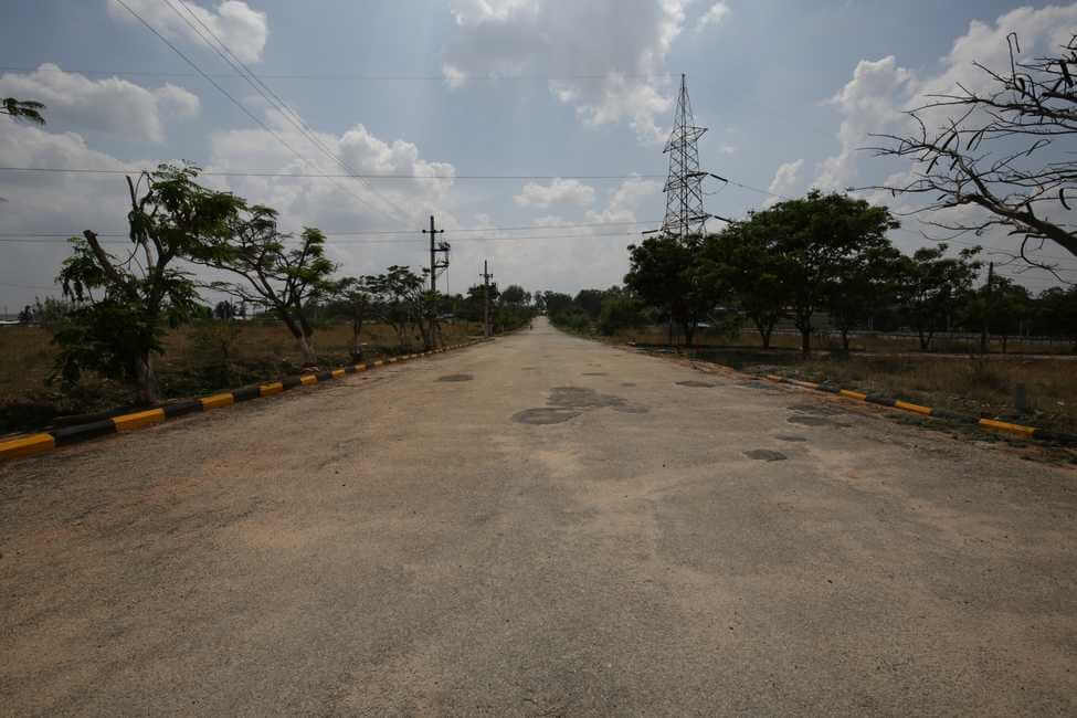 Upkar Habitat Plot Attibele Bangalore 16316