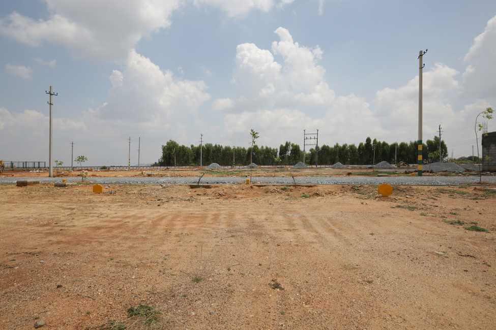 Upkar Habitat Plot Attibele Bangalore 16318