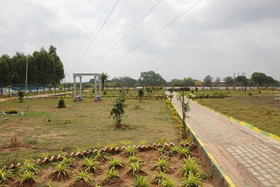 Upkar Habitat Plot Attibele Bangalore 16319