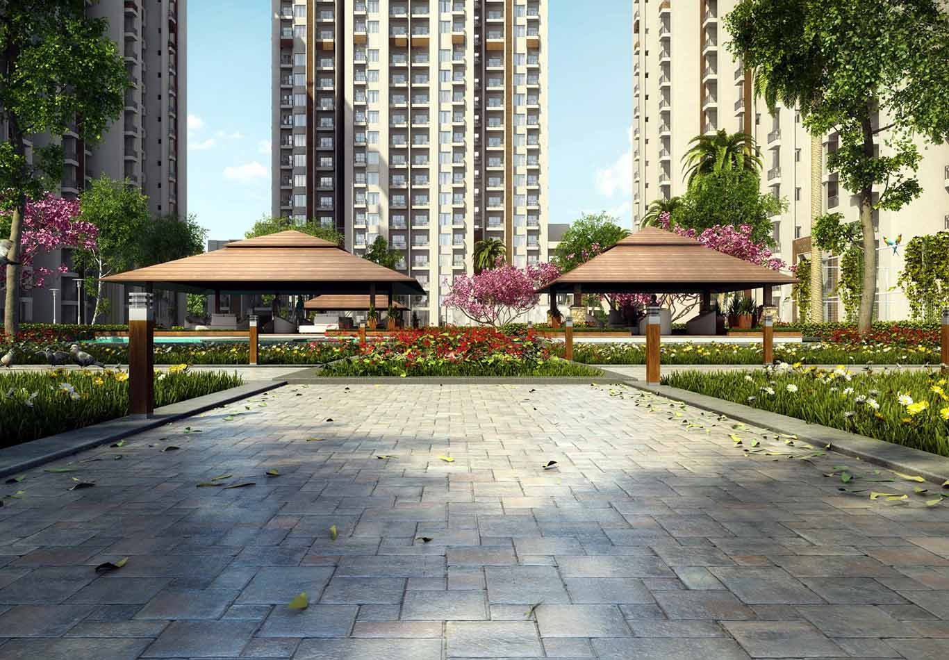 Ace Divino Sector 1, Greater Noida West Noida 16389