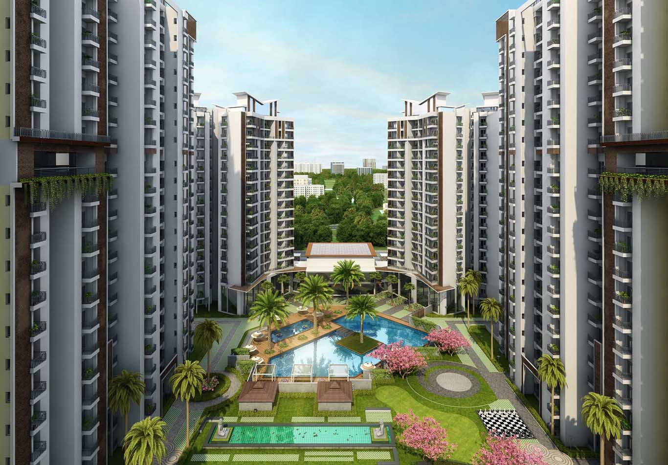 Ace Divino Sector 1, Greater Noida West Noida 16391