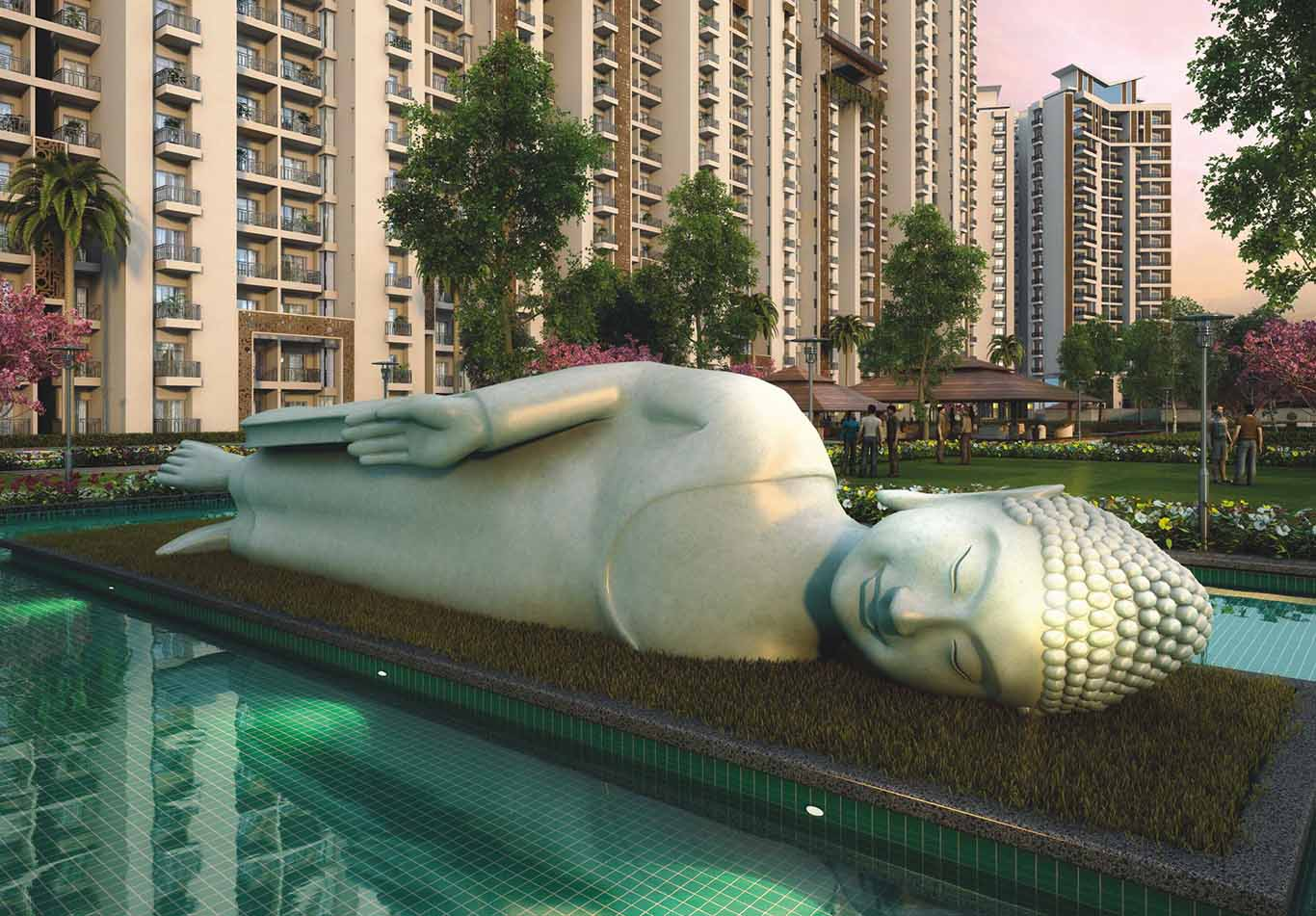 Ace Divino Sector 1, Greater Noida West Noida 16392
