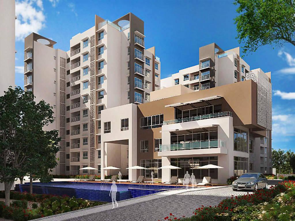 Ajmera Stone Park Electronic City Phase 1 Bangalore 3555