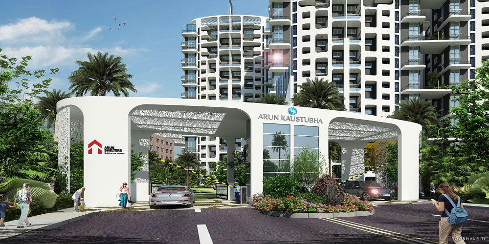 Arun Kaustubha Thanisandra Bangalore 3585
