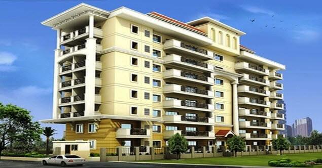 Ashed Regency Aura Fraser Town Bangalore 3594