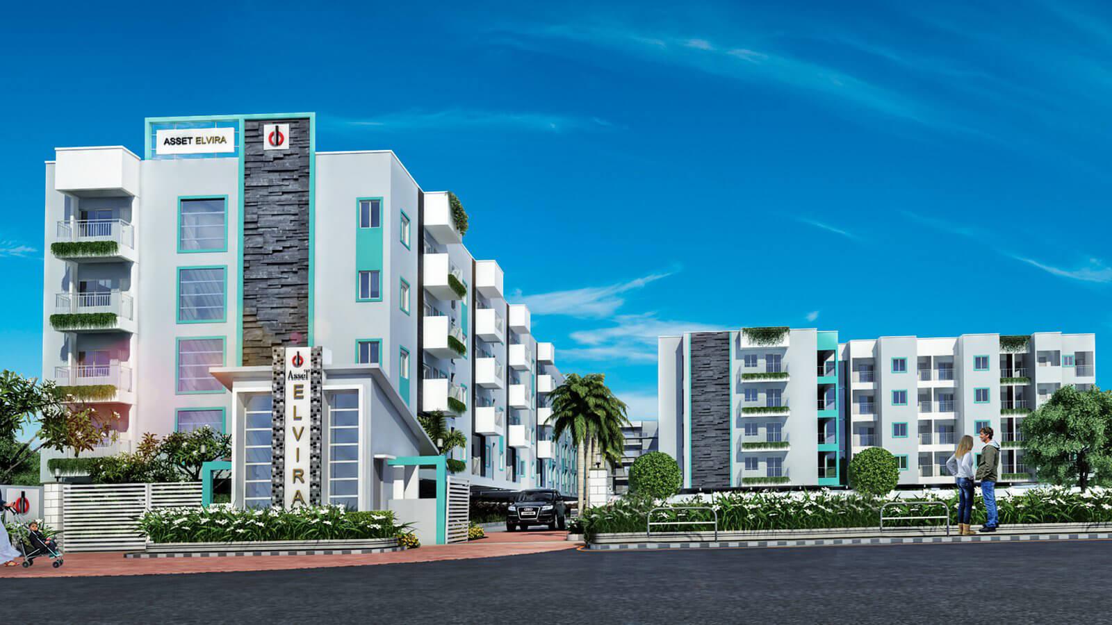 Asset Elvira Sarjapur Bangalore 3605