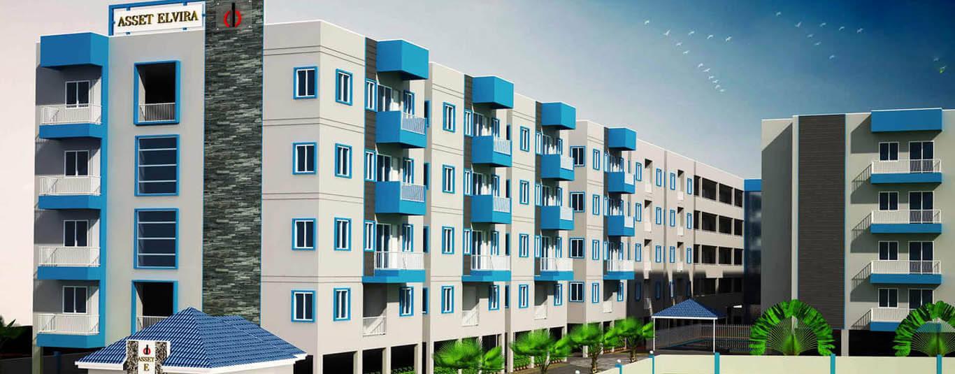 Asset Elvira Sarjapur Bangalore 3606