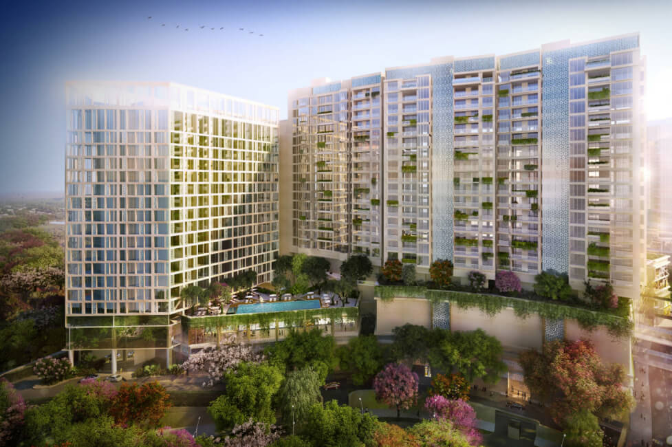 Bhartiya Leela Residences Thanisandra Main Road Bangalore 3663