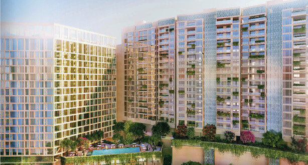 Bhartiya Leela Residences Thanisandra Main Road Bangalore 3664