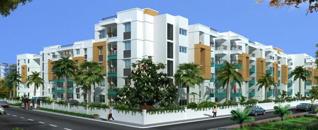 Bren Palms Kudlu Gate Bangalore 3682