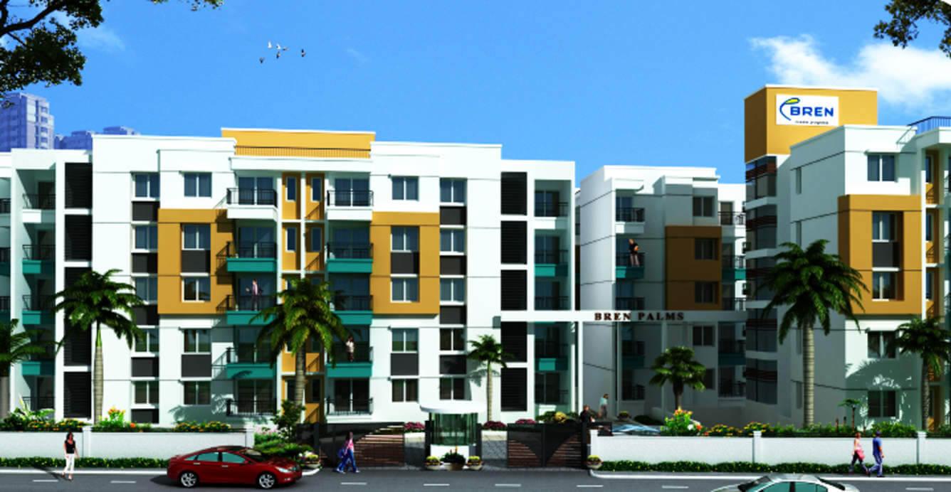 Bren Palms Kudlu Gate Bangalore 3683
