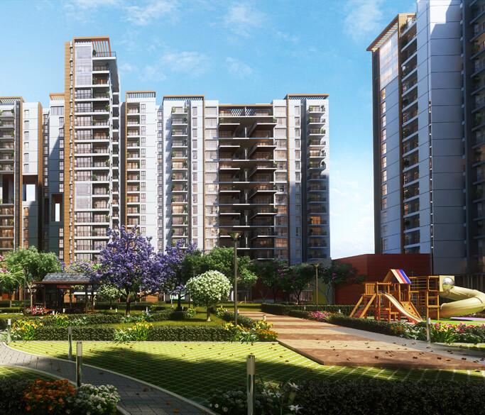 Brigade Cosmopolis Phase 1 Whitefield Road Bangalore 3708