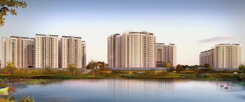 Brigade Lakefront Crimson Whitefield Bangalore 3724
