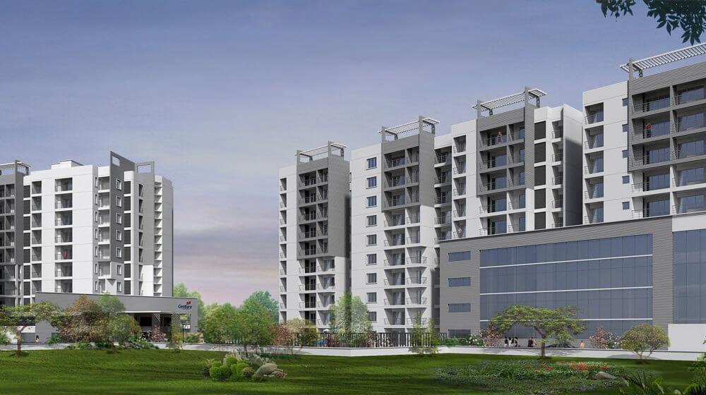 Century Central Kanakapura Road Bangalore 3737