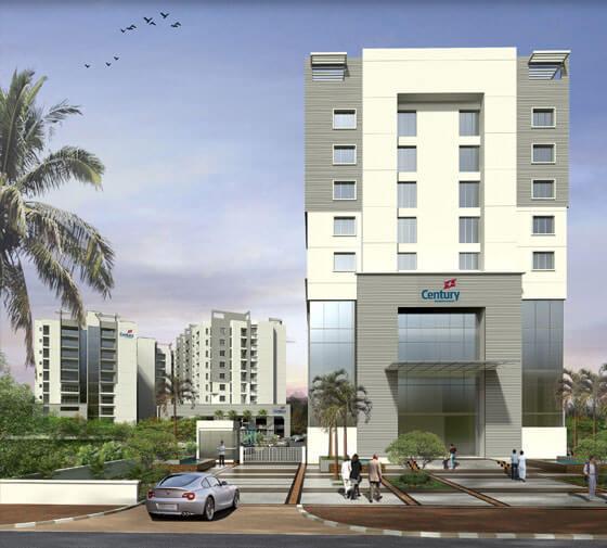 Century Central Kanakapura Road Bangalore 3738