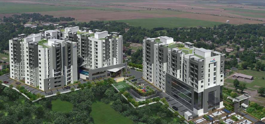 Century Central Kanakapura Road Bangalore 3739