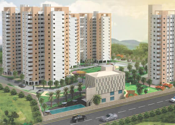Century Indus Phase 2 Raja Rajeshwari Nagar Bangalore 3740