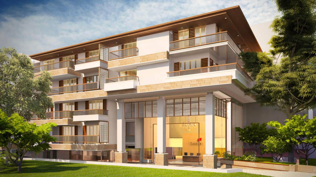 Century Renata Richmond Town Bangalore 3748