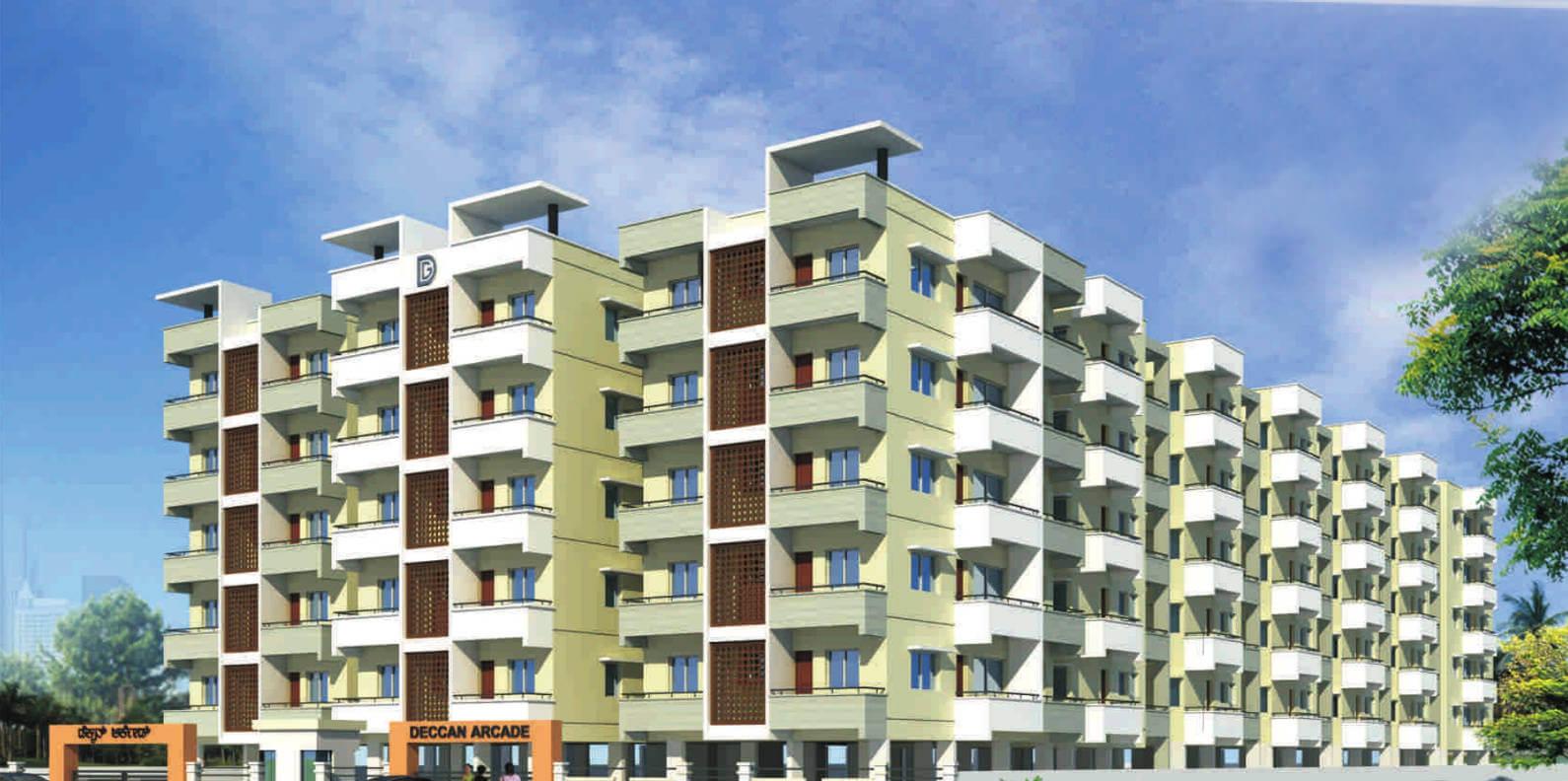 Deccan Arcade 2 Raja Rajeshwari Nagar Bangalore 3774