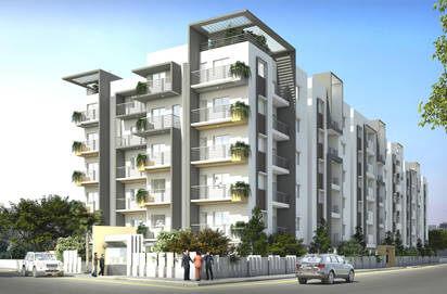 Deccan Greens Nagarabhavi Bangalore 3775