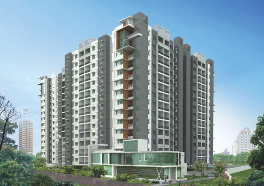 DSR Sunrise Towers Whitefield Bangalore 3787