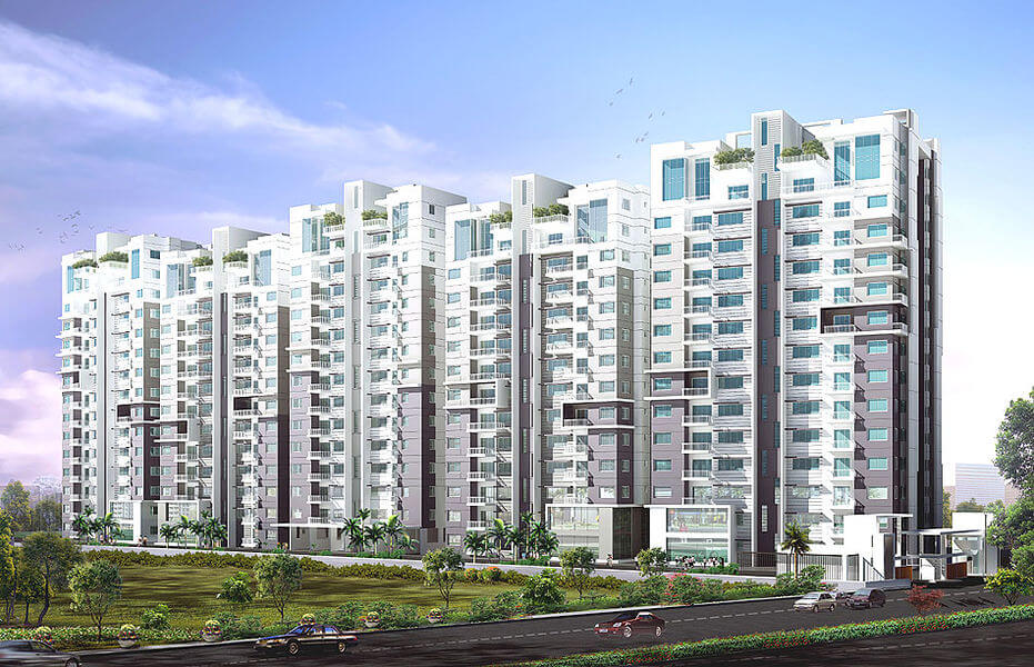 DSR Wood Winds Sarjapur Road Bangalore 3793