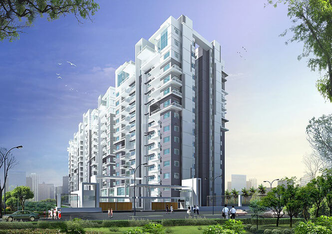 DSR Wood Winds Sarjapur Road Bangalore 3794