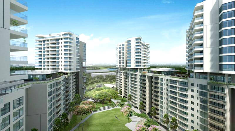 Embassy Lake Terraces Hebbal Bangalore 3845