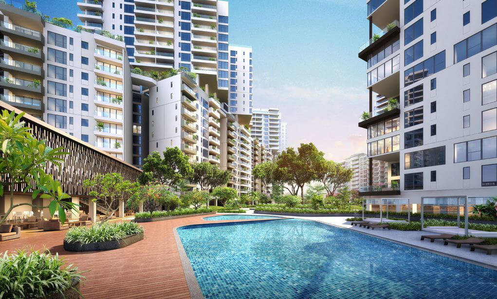 Embassy Lake Terraces Hebbal Bangalore 3846