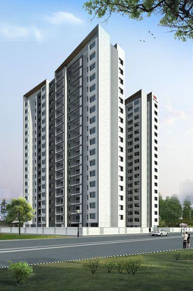 Esteem Altitude Yeshwanthpur Bangalore 3870