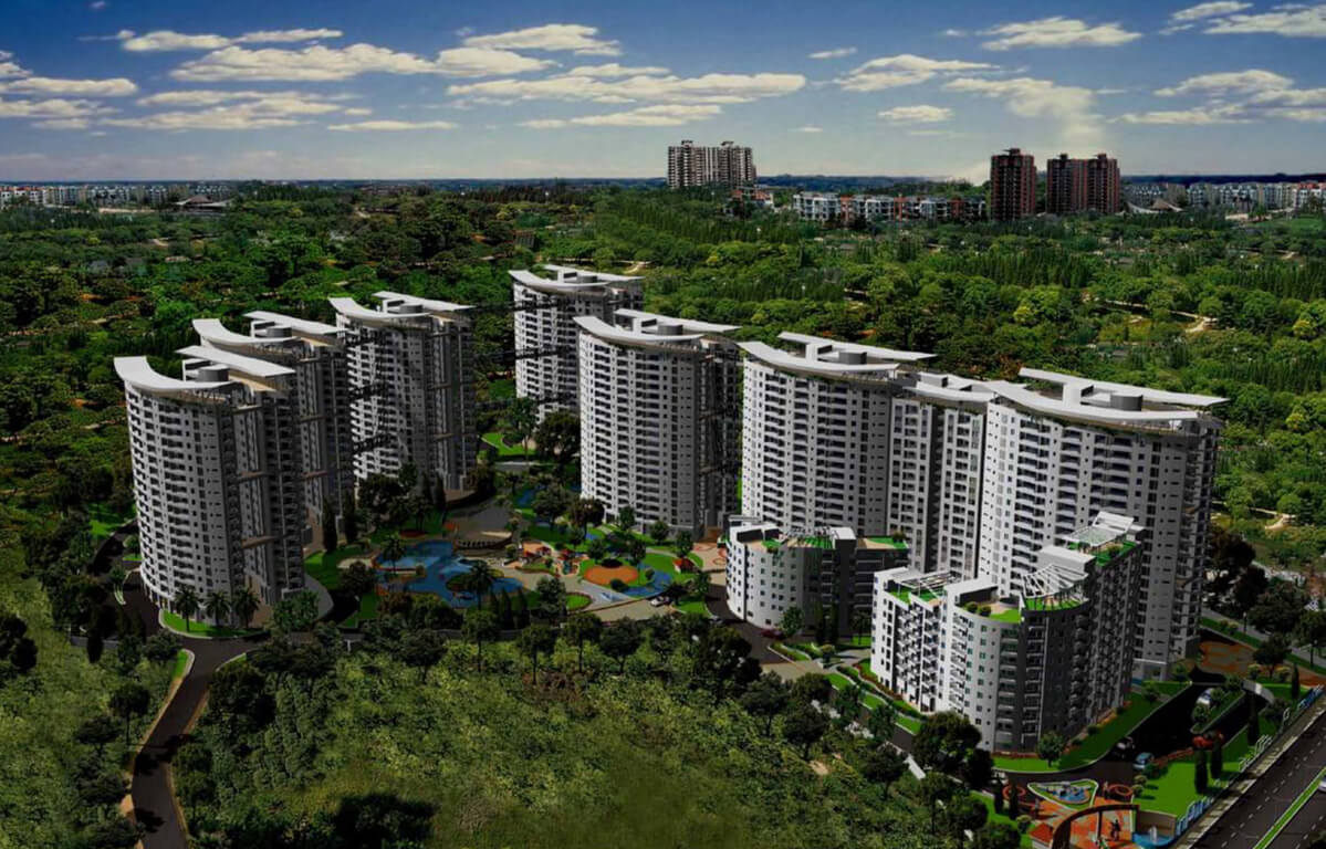 ETA The Gardens Rajaji Nagar Bangalore 3888