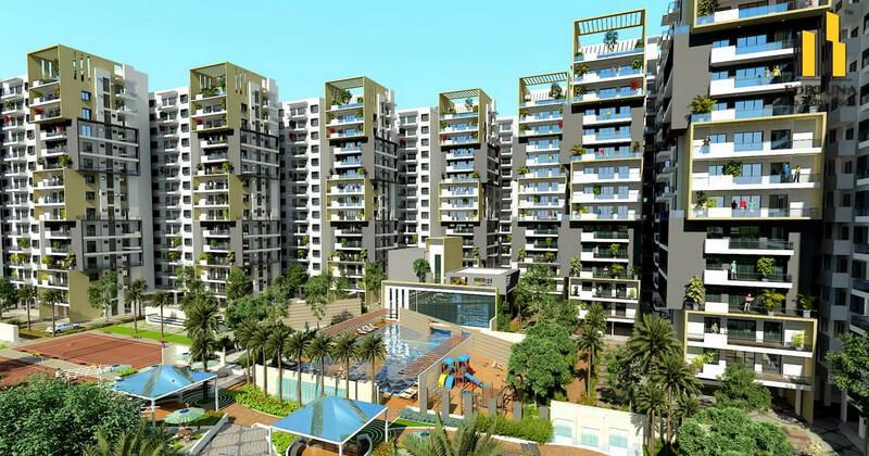 Fortuna Viva Yelahanka Bangalore 3893
