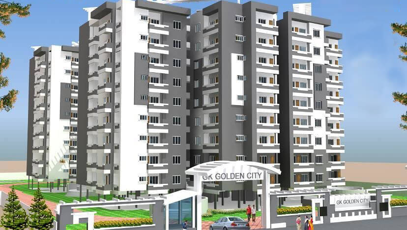 GK Golden City Harlur Bangalore 3900